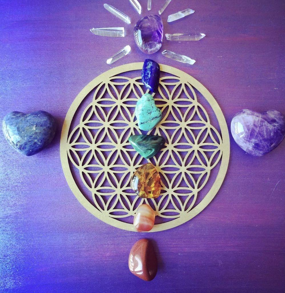 les 7 pierres des 7 chakras